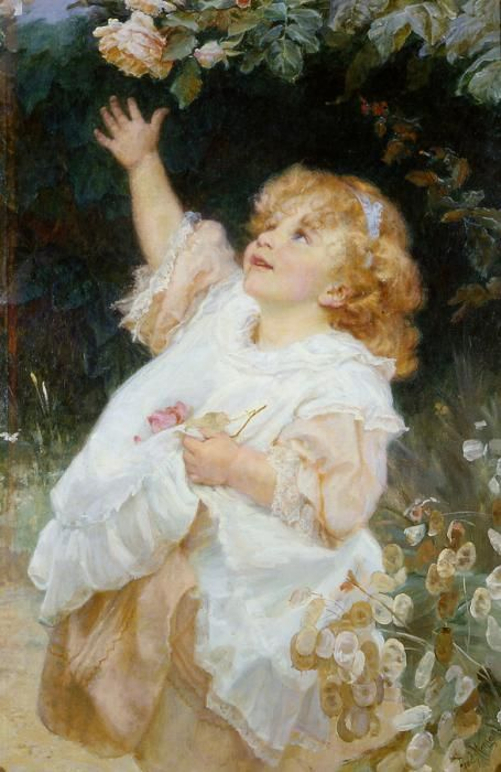 Art ❀⊱Age of Innocence, Children⊰❀