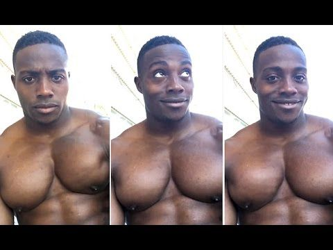 GB sprinter Harry Aikines Aryeetey twerks his PECS to Rihanna's hit Work