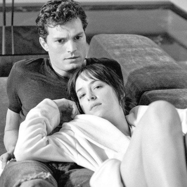 #FiftyShades #FiftyShadesMovie #FSOG #DakotaJohnson #AnastasiaSteele #JamieDornan #ChristianGrey