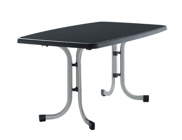 Sieger 153/A Tisch 90x150cm Graphit