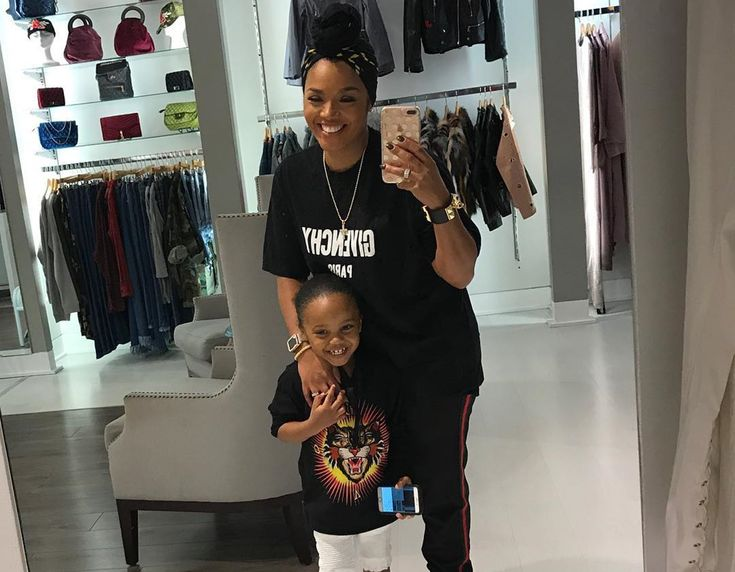 Kirk Frost's Wife Rasheeda Shares Cute Video Of Son Karter Getting His Long Hair Washed -- Sparks Debate About Ideal Length #KirkFrost, #RasheedaFrost celebrityinsider.org #Entertainment #celebrityinsider #celebrities #celebrity #celebritynews