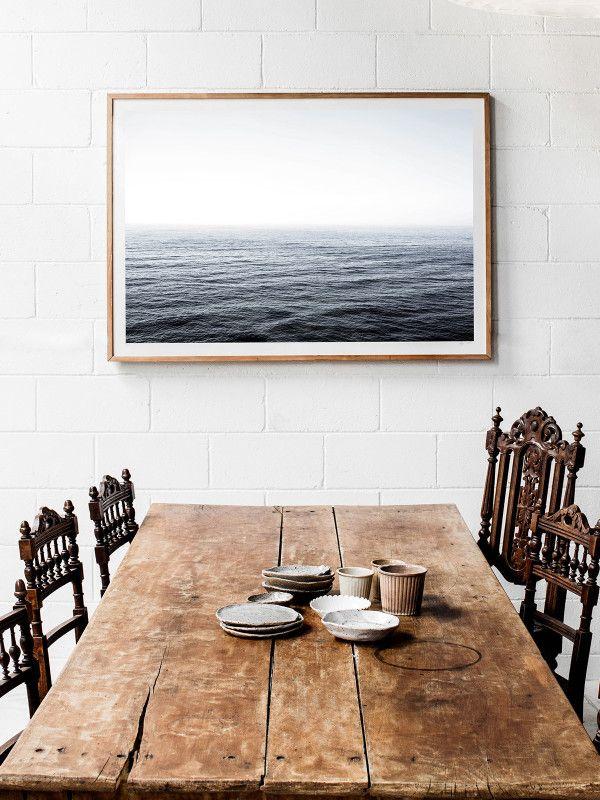 'Wilder' limited edition photographic print captured on the Victorian Surf Coast by Kara Rosenlund.