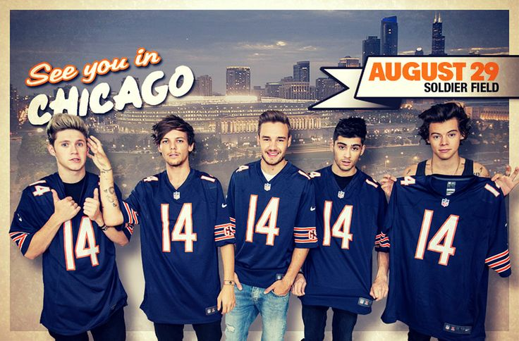 one direciton tour 16 One Direction Tour Dates