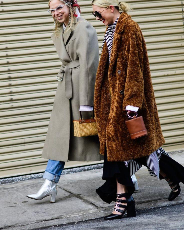 Street Style New York Fashion Week Fall 2017