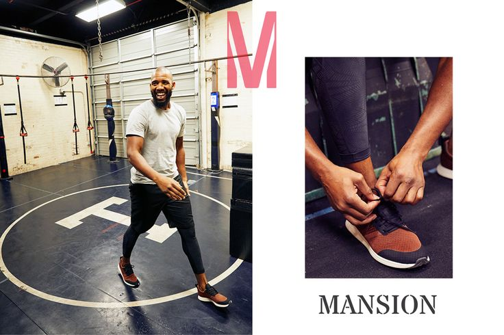 MANSION Men's Magazine exclusive with YORK and brand ambassador Kevin Cobbs.