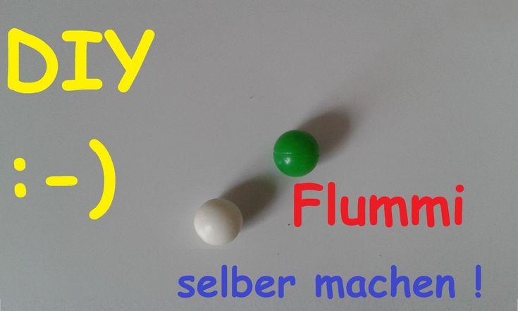 DIY Flummi aus Silikon selber machen – Einen Flummi herstellen / bauen -...