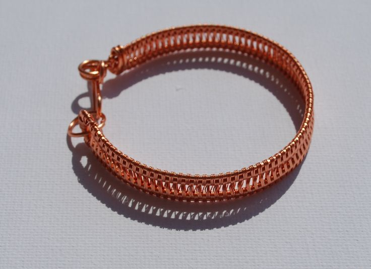 Minimalist Elegant Wire Wrapped Copper Bangle Bracelet, Cuff Bracelet, Bracelet From  Copper Wire by IacobJewelry on Etsy