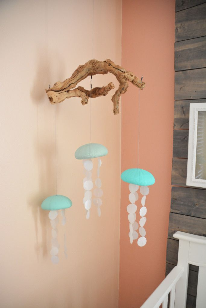 Project Nursery - Surfer Girl Nursery Style by Design