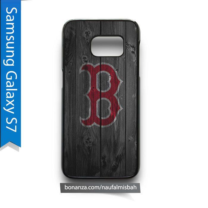 Boston Red Sox Logo #2 Samsung Galaxy S7 Case Cover