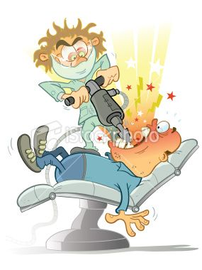 Crazy Dentist Clip Art Always interesting what you can find when you type in dentistry and other related terms