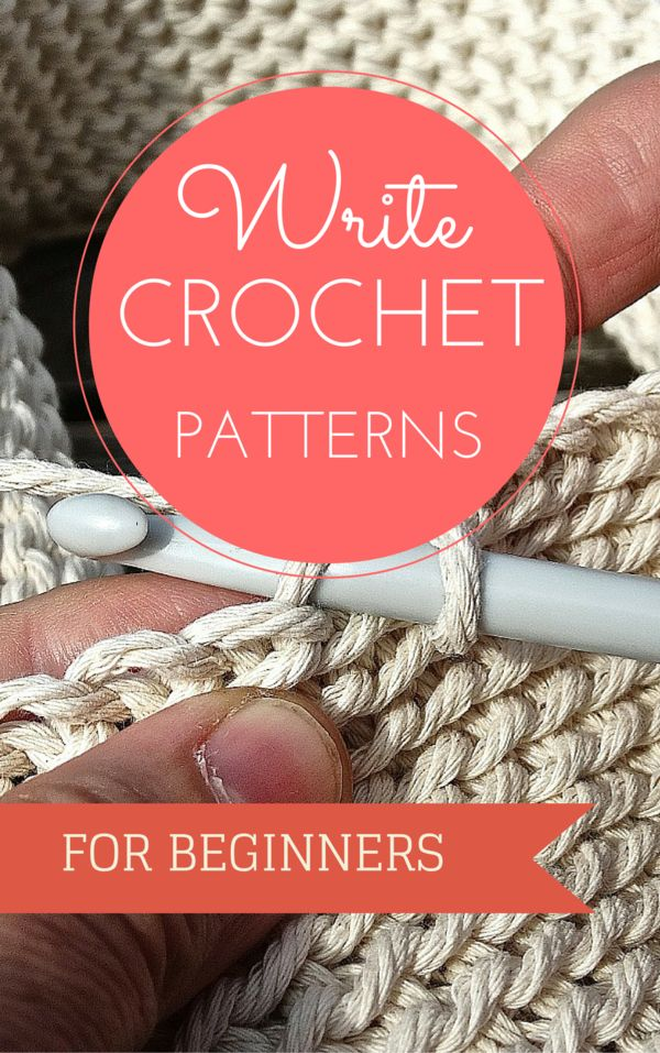 24 Best Crochet Learn How Create Patterns Images On Pinterest