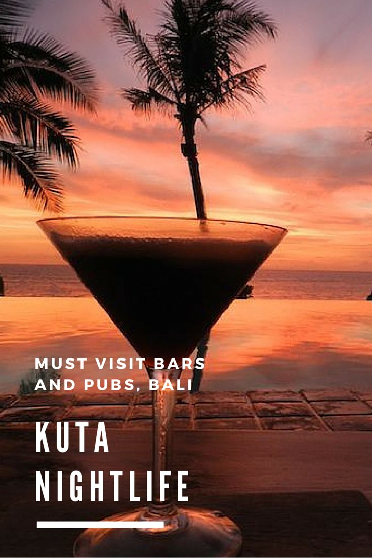 Kuta is the perfect place for those who are looking to dance the night away, rock to some great music, enjoy great food, and immerse themselves in the electric night time atmosphere. #bali