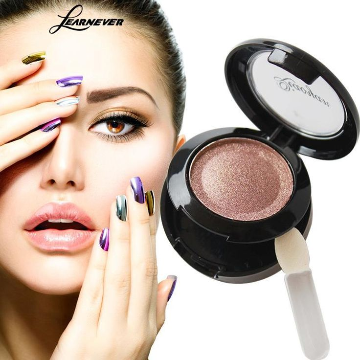 LEARNEVER Solid Color Matte Eyeshadow Beauty Sexy Eyes Makeup Eye Shadow Palette Cosmetics    M01514 #Affiliate