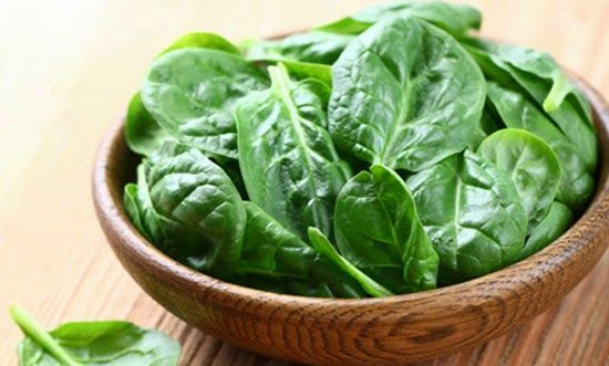 SPINACH Many of us still fondly associate spinach with Popeye and how eating it makes him strong. Spinach, like all other leafy green vegetables are a nutritional powerhouse, and great for fighting diabetes.