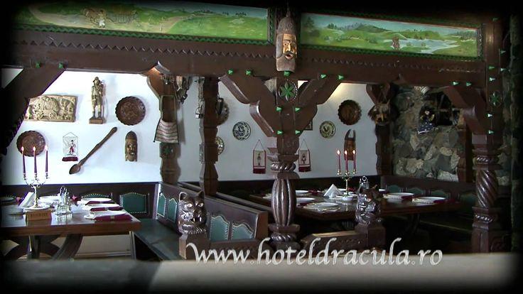 CASTELUL PRINTUL VANATOR - TURDA - ROMANIA - PROMO HD
