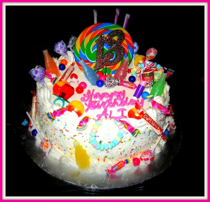 41 Best Images About Sweet 13 Birthday Party Idea's On