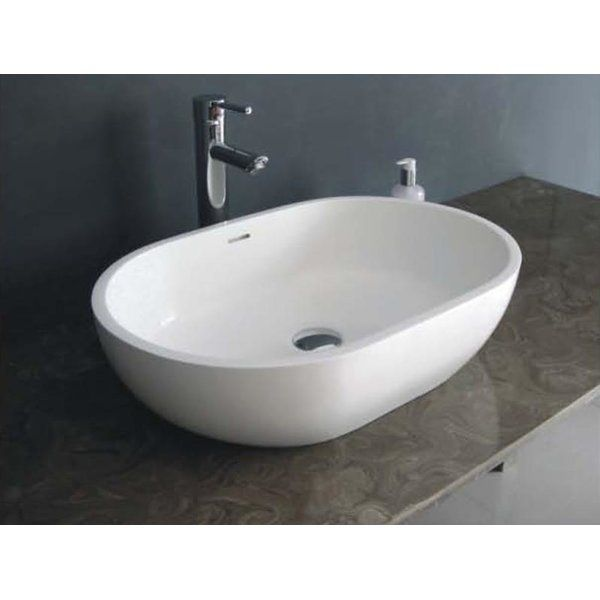 Oval Vessel Bathroom Sink Sink Home Improvement Home Improvement Projects
