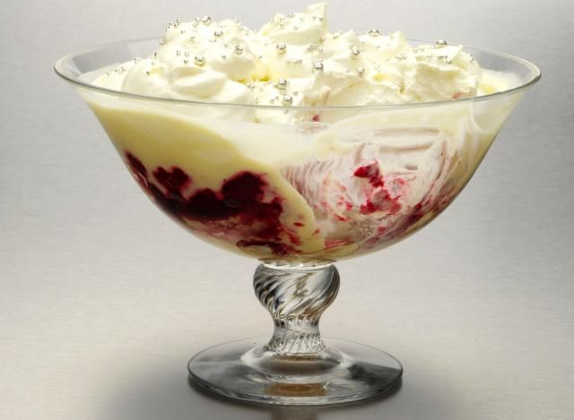 One of Britain's favourite desserts is a traditional English Trifle. This is the perfect trifle for your celebrations, or to make simply as a treat.