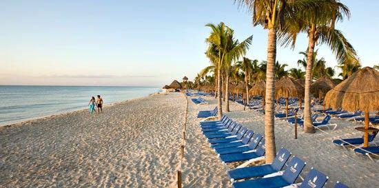 Sunset Grand Resorts All Maya Inclusive Princess Riviera
