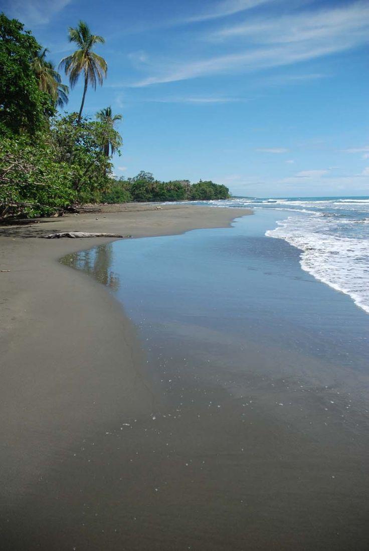 cahuita+costa+rica | Playa Negra - Cahuita: El verdadero caribe en Costa Rica | Viajeros