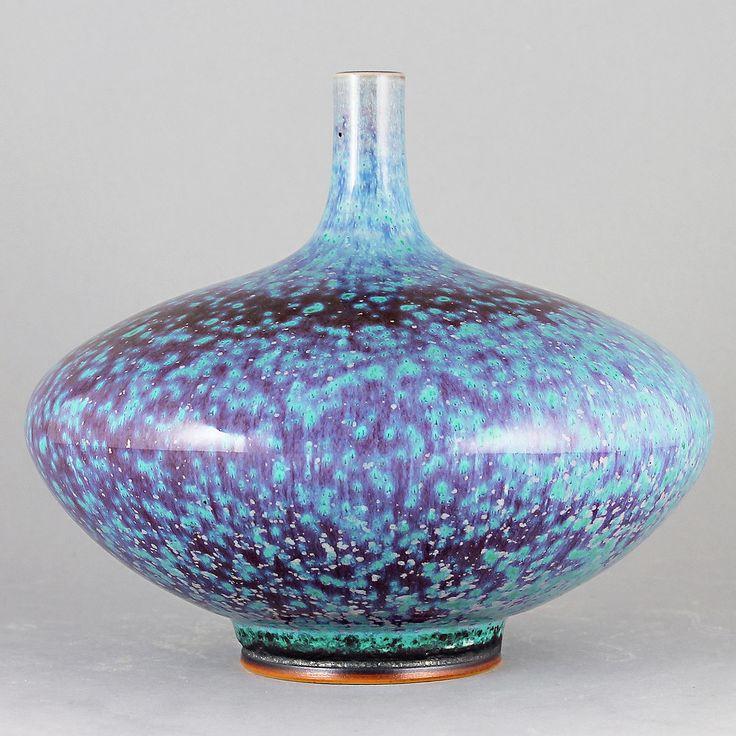 Berndt Friberg (1967) Unique Aniara Vase