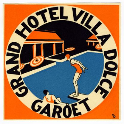 hotel villa dolce garoet java