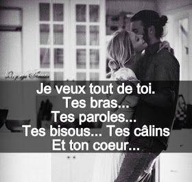 Message d'amour - phrase d'amour pour Facebook - SMS d'amour