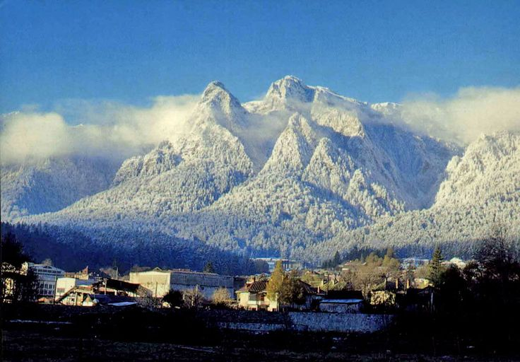 The Bucegi Mountains Secrets