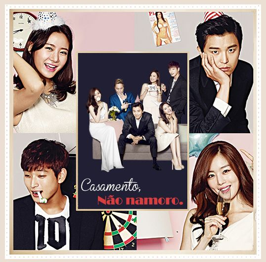 Marriage not dating ep 12 raw