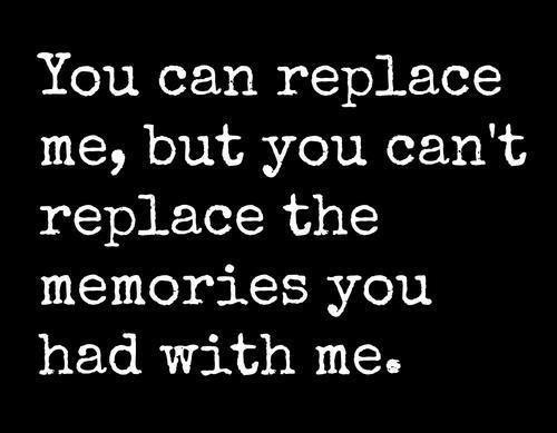 Yeah you can replace them memories while you at it.