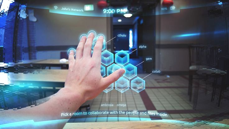 Virtual Reality Technology  To imply that VR technologies