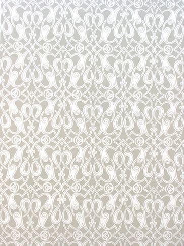 Florence Broadhurst - Wallpaper Paris