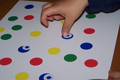 Great fine motor activity - - Re-pinned by @PediaStaff – Please Visit http://ht.ly/63sNt for all our pediatric therapy pins: Motor Activity Thinking, Circle Stickers, Fijne Motoriek, Motor Activity Love, Colored Stickers, Motor Skills, Therapy, Fine Motor Ot