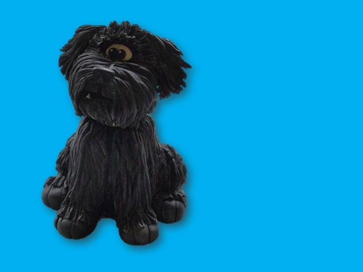 NEW! - Scruffy Dog tutorial