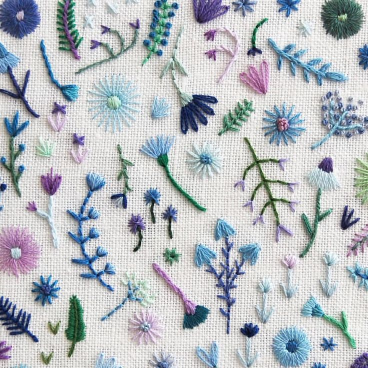 Self-taught artist. Hand embroidery and hand illustrated paper goods…