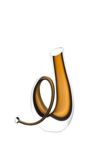 Riedel Crystal Horn Decanter Riedel http://www.amazon.com/dp/B00IGN0M3I/ref=cm_sw_r_pi_dp_MsTfxb1PEJX9V