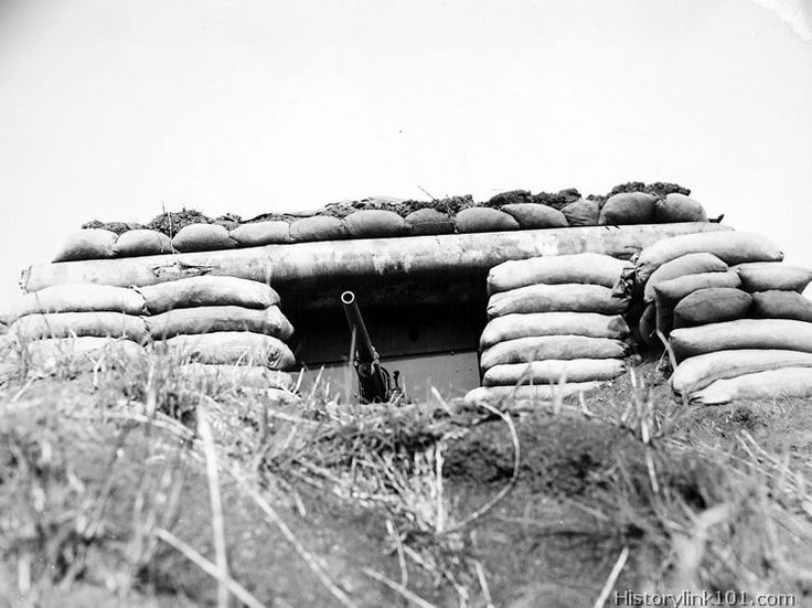 d day defences