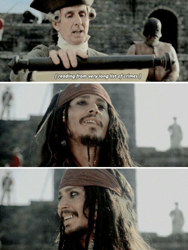 Pirates of the Caribbean I see you guys can pin it but you can't like it.. so much effort