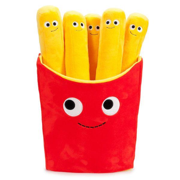 Yummy World Large Fries Plush - Kidrobot - 1