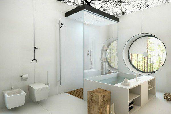 1000 id es sur le th me miroir hublot sur pinterest for Jean philippe toussaint la salle de bain
