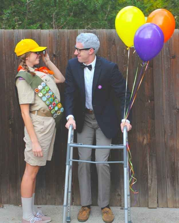 34 best images about DIY Halloween on Pinterest Costumes, Lilo and - best couples halloween costume ideas