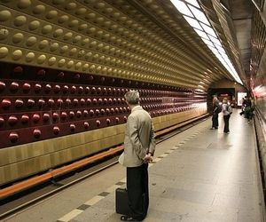 Prague plans subway carriages for singles to find love as they commute
