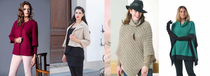 10 tendenze moda Autunno Inverno 2014/15: CAPPE E MANTELLE Punto Blu Boutique - Tarquinia