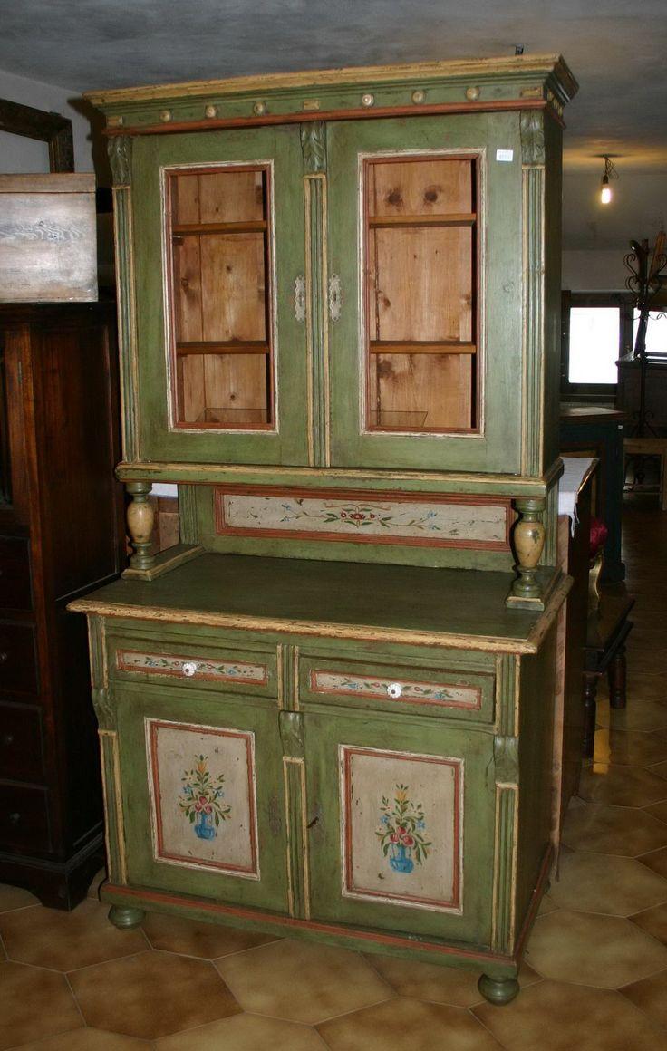 Cucine vecchio stile amazing i colori della cucina for Cabine vecchio stile