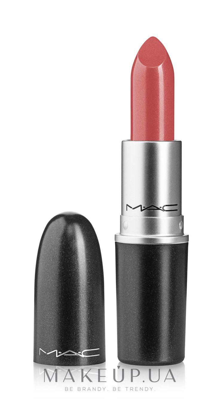 Купить Кремовая увлажняющая губная помада - MAC Cremesheen Lipstick на makeup.com.ua — фото Fanfare