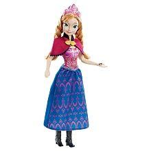 Disney Frozen - Poupée musique magique La reine des neiges - Anna