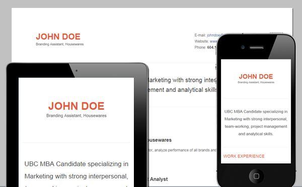 12 best Free online Resume builder images on Pinterest Clouds - Best Free Online Resume Builder