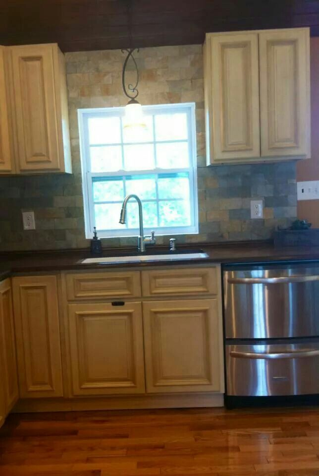 17 best images about cabinets home tour on pinterest - Vintage kitchen cabinets salvage ...