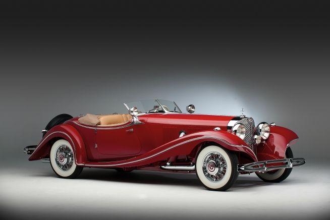 1935 Mercedes-Benz 500 K Roadster