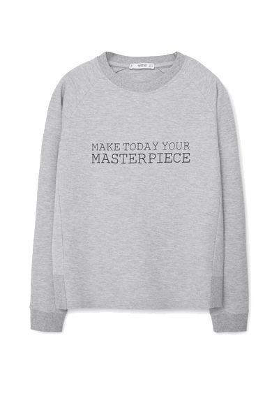 Statement Style With Slogans   sheerluxe.com